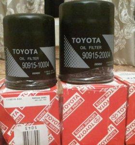 Toyota Camry масляный фильт