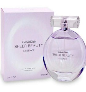 Sheer Beauty Essence Calvin Klein 100 ml