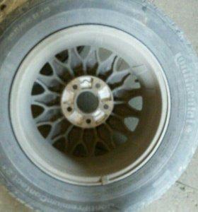 Комплект колес на Тойоту Кресту