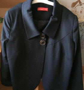 Пиджак для девочки