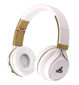 Стильные Bluetooth наушники ARTIX BT5 из США