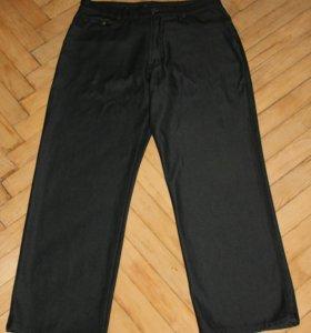 Новые черные джинсы Trussardi