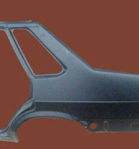 Крыло заднее левое ВАЗ 21099