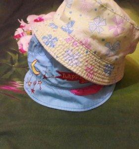 Шляпка для девочки 2-3 лет