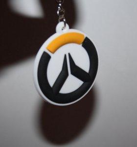 Брелок на ключи Овервотч/Overwatch