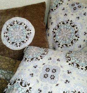 Подушки для украшения интерьера