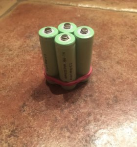 Аккумуляторные батареи АА