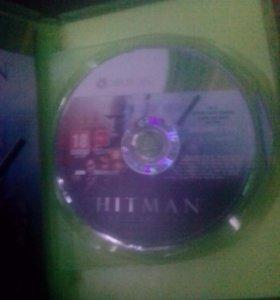 Диск Hitman trilogy для XBOX 360