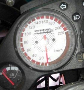 Мотоцикл новый 300 куб