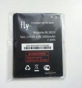 Новый Аккумулятор для Fly IQ4514