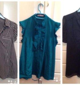 Блузки для беременных 44-46