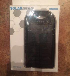 Solar charger 20.000 mah