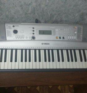 Синтезатор yamaha psr-e313