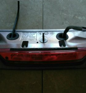 Дефлектор (спойлер) крышки багажника