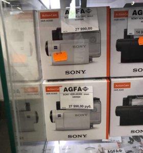 Sony экшен камера
