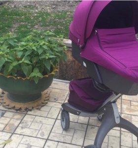 Детская коляска stokke эксплори