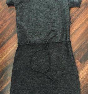 Claudine Pietlo шерстяное платье