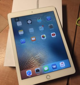iPad Air 2, 64 gb, Wi-Fi
