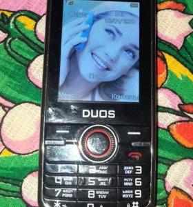 Телефон DUOS HK-658
