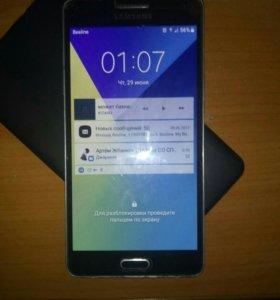 Samsung galaxy a500f
