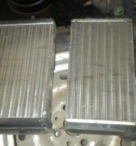 Радиатор печки от Ваз2109
