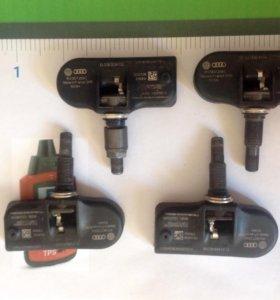 1K0907255C tpms датчик давления шин AUDI WV
