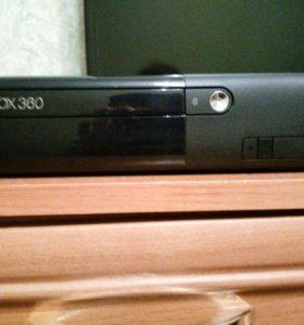 Продам xbox 360 500 гб вместе с джостиком