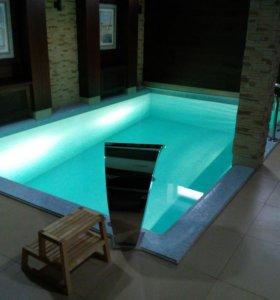 Сервис и ремонт бассейнов