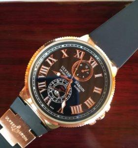 Новые часы ULYSSE Nardin