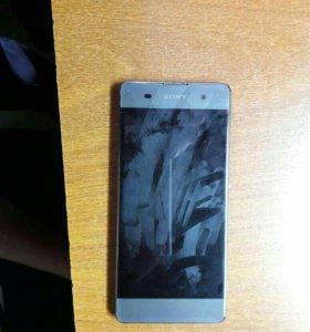 Продам телефон очень дёшево Sony Xperia XA