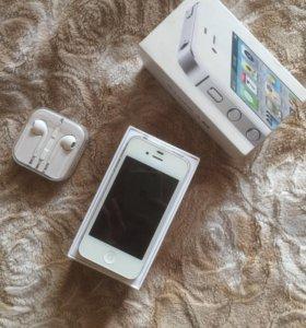 iPhone 4s (полный комплект)