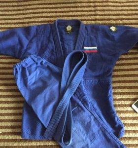 Кимоно для дзюдо, самбо.