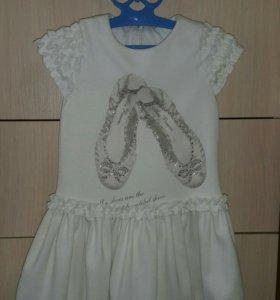Платье р-р 92-98