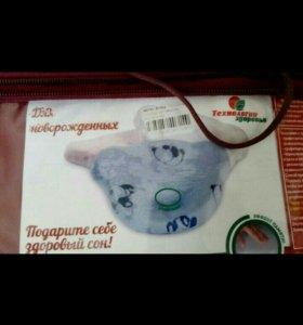 Ортопедические подушка для новорожденных.