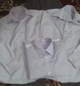 Школьные рубашки и брюки M&S