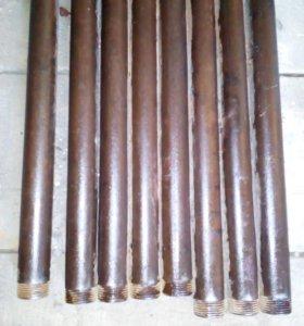 Трубы дюймовые 25 мм