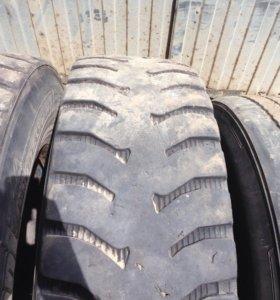 Шины грузовые бу 315/80 r22,5 карморан 8-9мм