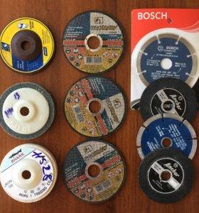 10 дисков для болгарки
