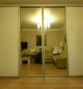 Шкафы-купе и гардеробные комнаты