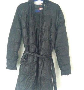 Куртка с мехом натуральным