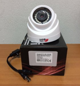 AHD камера Esvi, 1Мп, 720p, f2.8мм