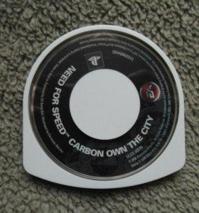 Игровой диск на PSP