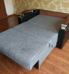 Раскладной мини диван