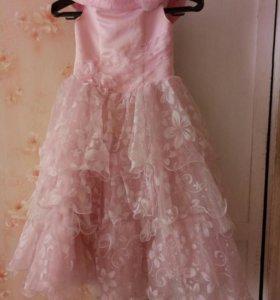 Новогодгее платье
