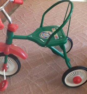 Детский велосипедик