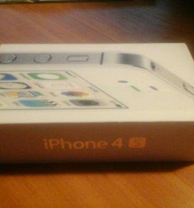 Iphone4s (коробка)