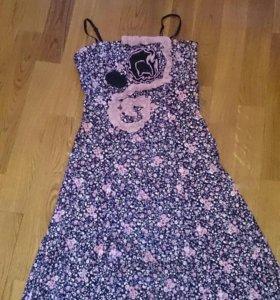 Платье на лето 42-44 размер