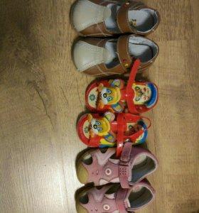 Обувь, сандали