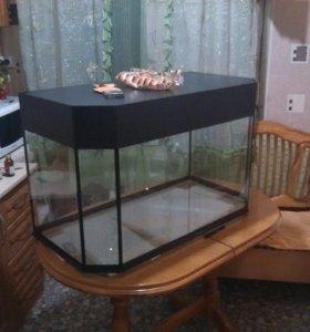 Новый аквариум 220 литров