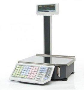 Весы с печатью этикеток ШТРИХ-ПРИНТ M15-2.5 Д1